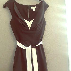 White House Black Market, Tuxedo Dress